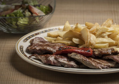 Carta Carnes Restaurante Xulia