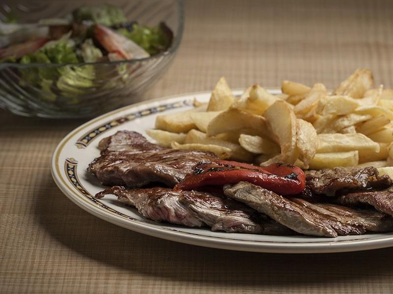 Ofertas take away: un prato distinto cada día