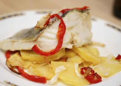 Carta Peixes - Restaurante O Xulia