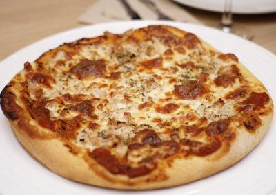 Carta Pizza - Restaurante O Xulia
